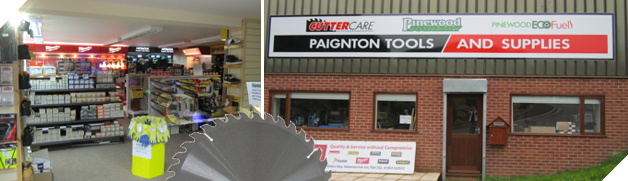 Paignton tool supplies